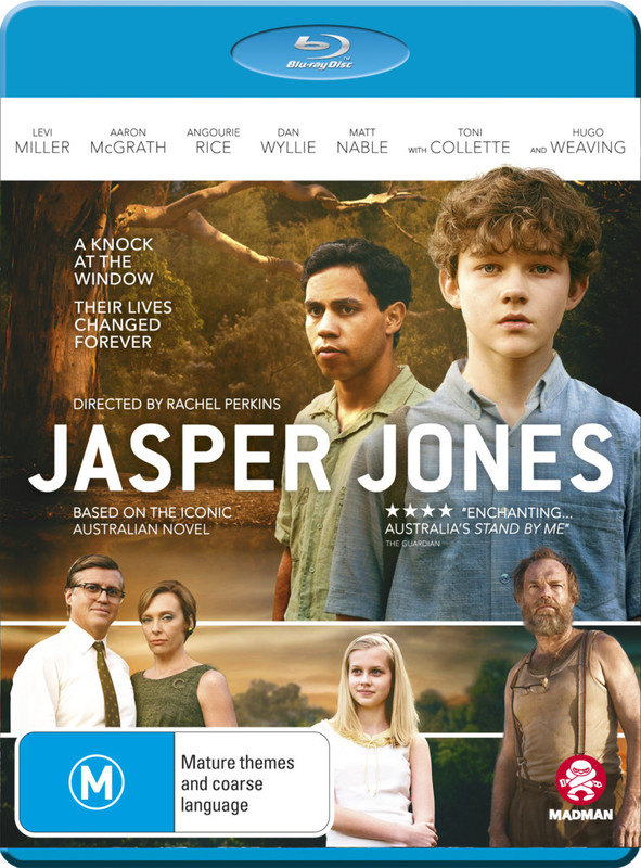 Jasper Jones on Blu-ray