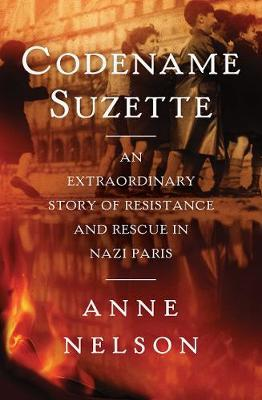 Codename Suzette by Anne Nelson image