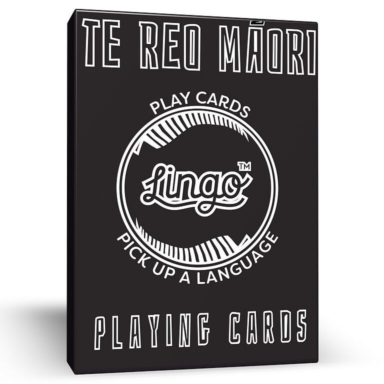Lingo Cards: Te Reo image
