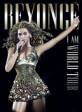 Beyonce - I Am... World Tour (DVD/CD) (CD case) DVD