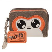 Star Wars Episode 8 Porg Mini Bi-Fold Wallet