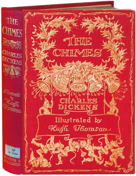 Bodleian Library: Boxed Christmas Cards - The Chimes' by Charles Dickens image