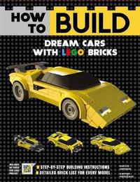How to Build Dream Cars with Lego Bricks by Mattia Zamboni