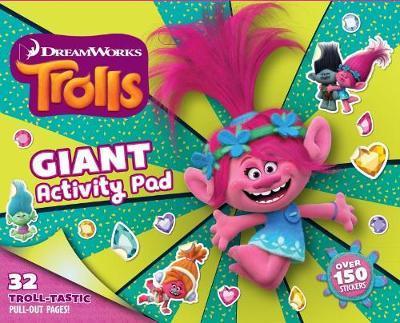 Trolls Giant Activity Pad