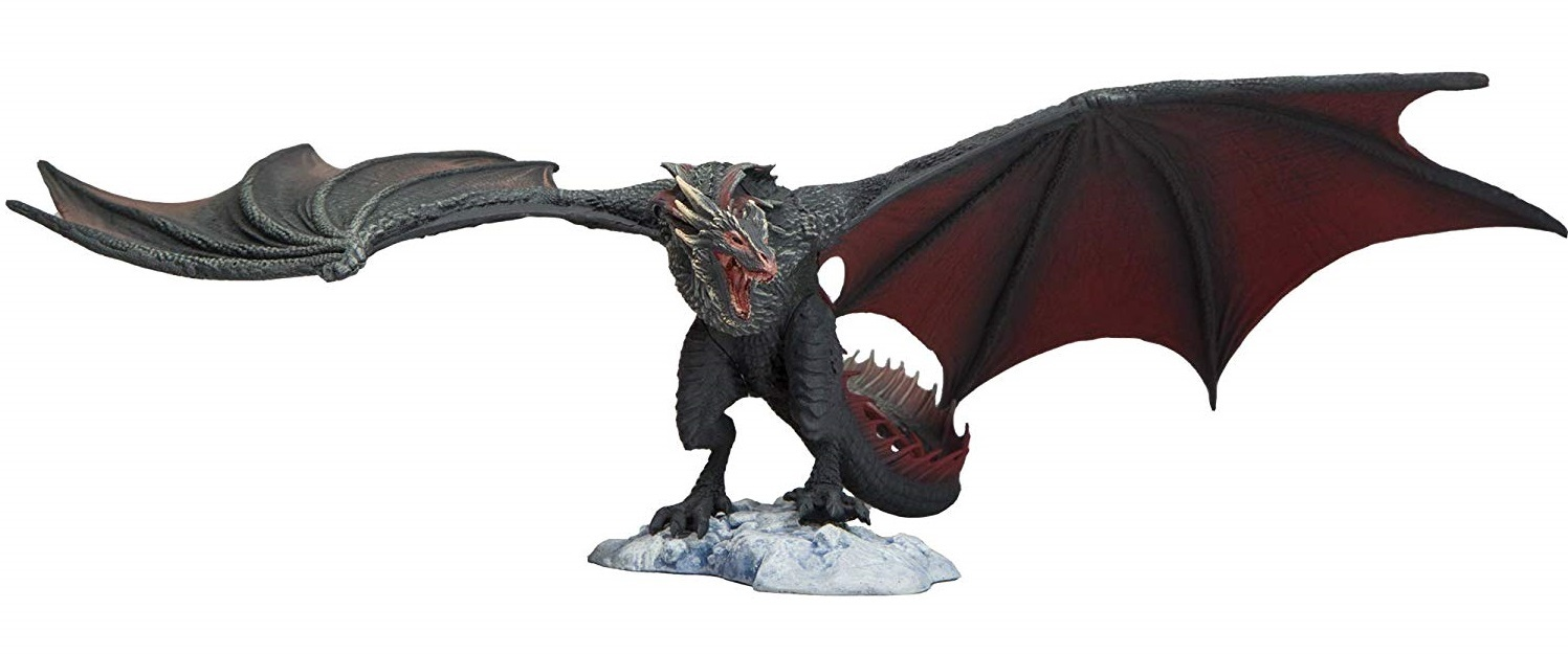 Game of Thrones: Drogon - Deluxe Articulated Figure image