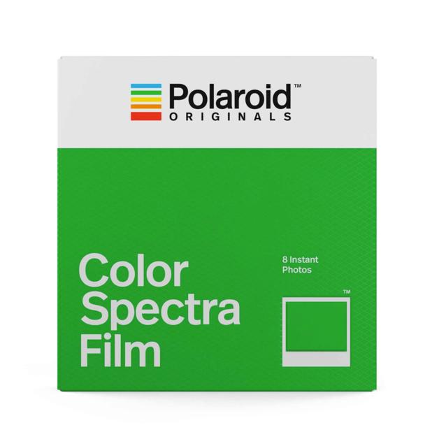 Polaroid: Colour Film for Image/Spectra