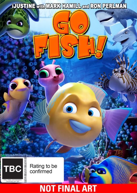 Go Fish on DVD