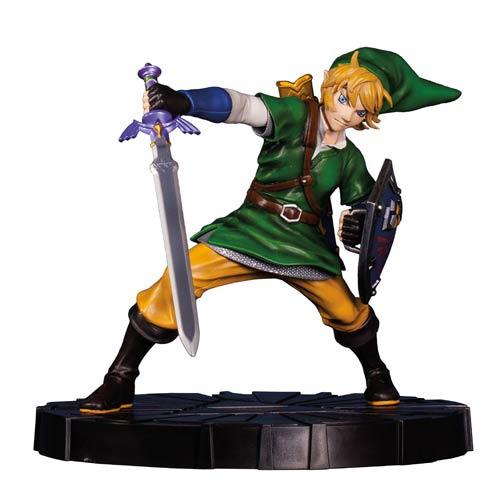 """Legend of Zelda: Skyward Sword Link - 10"""" Statue"""