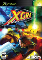 XGRA: Extreme G Racing Association for Xbox