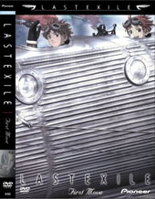 Last Exile - Vol. 1 on DVD