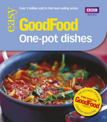 Good Food: One-pot Dishes: Triple-tested Recipes by Jeni Wright image