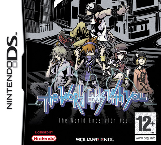 The World Ends With You for Nintendo DS