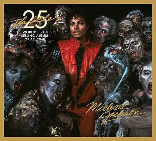 Thriller 25TH Anniversary: Limited Edition Standard Package by Michael Jackson