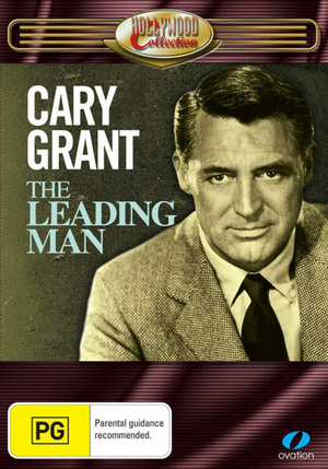 Cary Grant - The Leading Man on DVD
