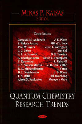 Quantum Chemistry Research Trends