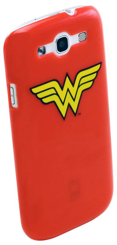 Iconime Superhero Icon Galaxy S3 case - Wonder Women