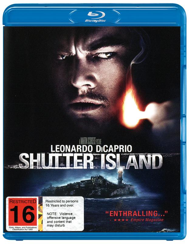 Shutter Island on Blu-ray