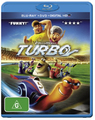 Turbo on DVD, Blu-ray