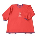 Baby Bjorn Eat and Play Smock (Bright Red)