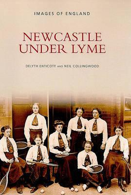 Newcastle-under-Lyme by Delyth Enticott