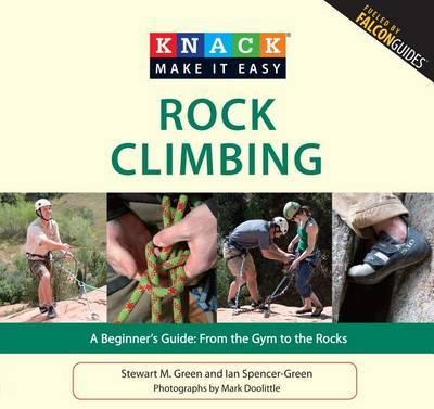 Knack Rock Climbing by Stewart M Green