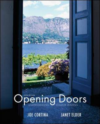 Opening Doors by Joe Cortina