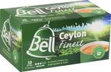 Bell Tea - Ceylon Pure Tea Bags (30 Bags)