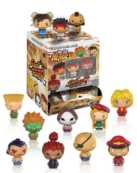Street Fighter: Pint Size Heroes - Mini-Figure (Blind Box)