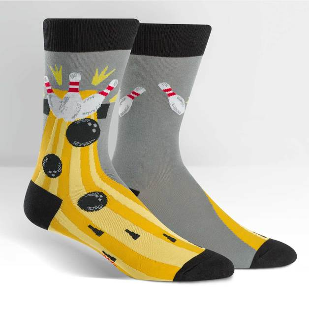 SOCK it to Me: Mens - Spare Pair Crew Socks
