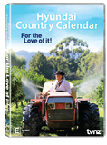 Country Calendar: For The Love Of It! on DVD