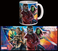 Guardians of the Galaxy 2 Mug (Group)