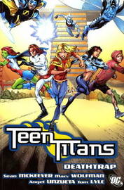 Teen Titans by Marv Wolfman
