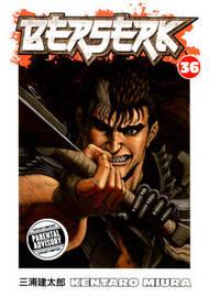 Berserk: Volume 36 by Kentaro Miura