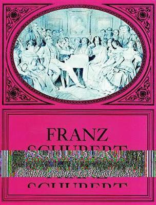 Franz Schubert by Franz Schubert