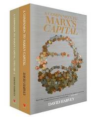 A Companion to Marx's Capital, Vols. 1 & 2 Shrinkwrapped by David Harvey