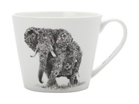 Maxwell & Williams - Marini Ferlazzo Mug African Elephant (450ml)