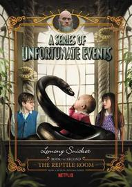 A Series Of Unfortunate Events #2 by Lemony Snicket