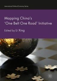 Mapping China's `One Belt One Road' Initiative