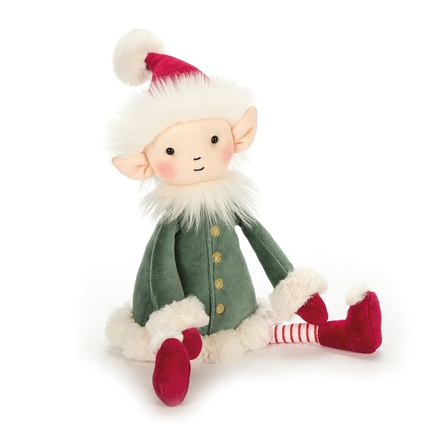 Jellycat: Leffy Elf - Large