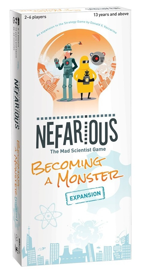 Nefarious: Becoming A Monster image