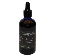 After Dark: Organic Hemp Massage Oil