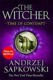 Time of Contempt by Andrzej Sapkowski