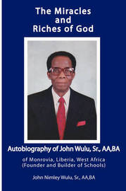 The Miracles and Riches of God by Sr. John Nimley Wulu image