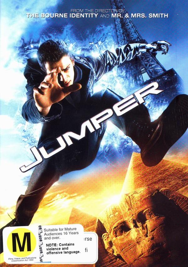 Jumper on DVD image
