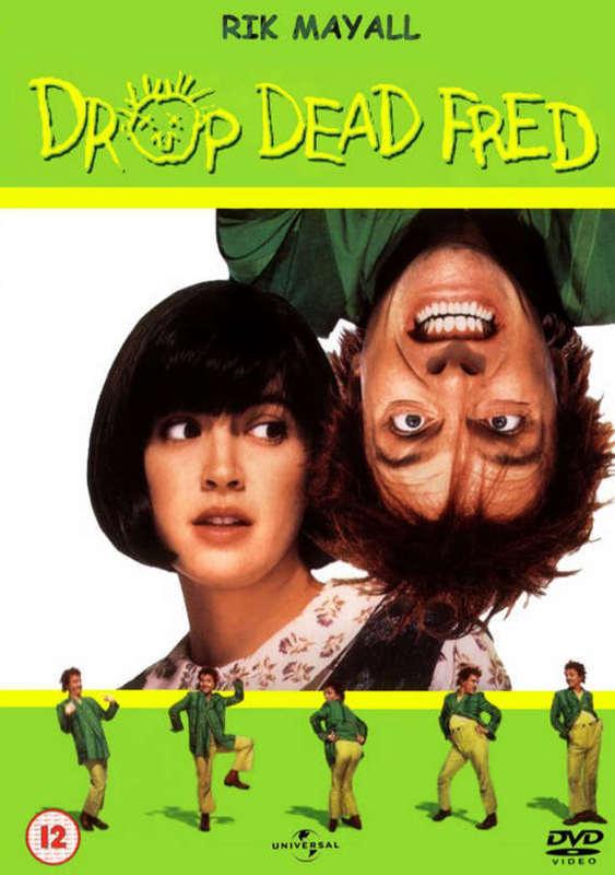 Drop Dead Fred on DVD