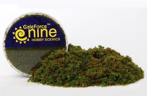 Gale Force Nine Hobby Round Meadow Blend Flock