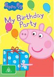 Peppa Pig: My Birthday Party on DVD