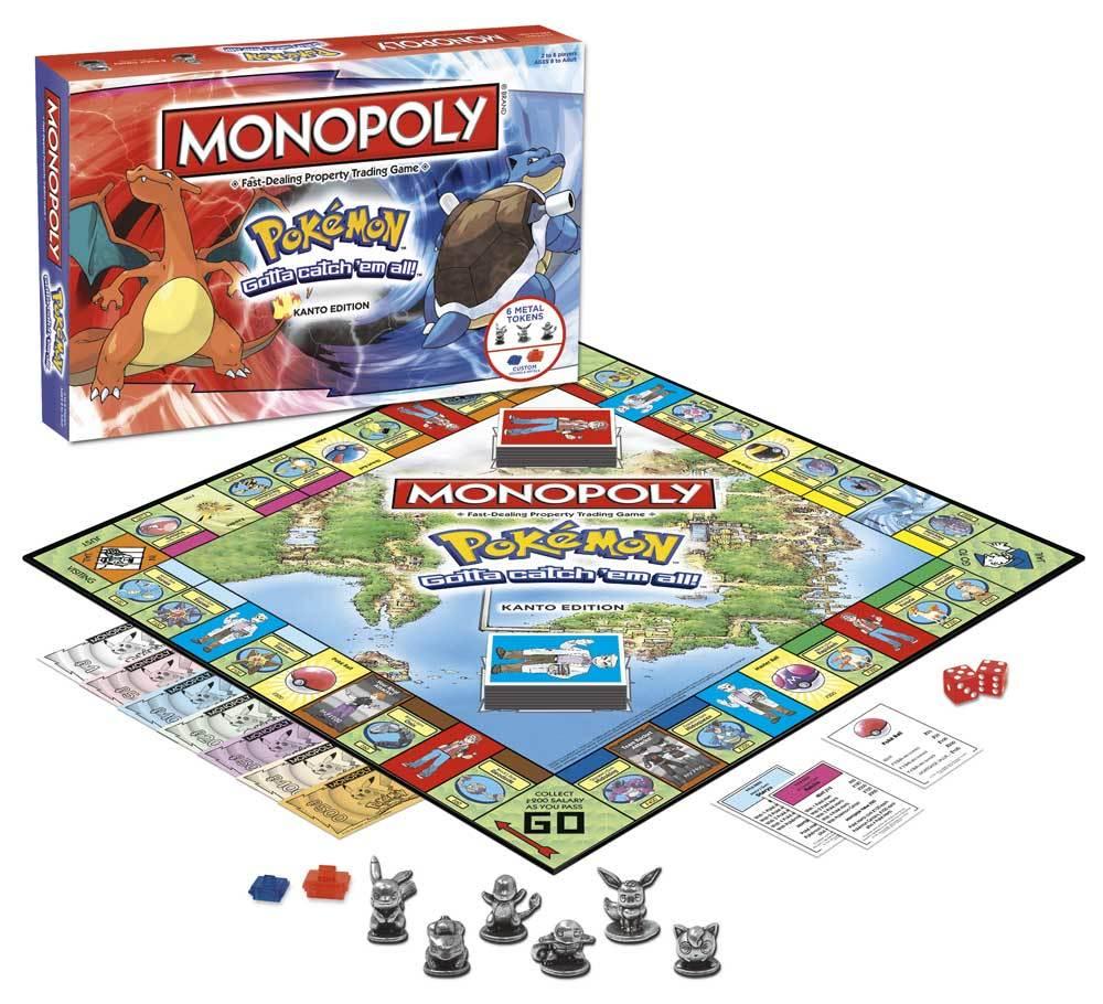 Monopoly: Pokemon Edition image