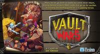Vault Wars - Card Game