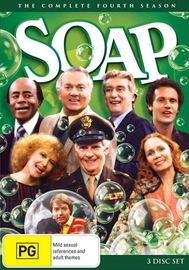 Soap (Season 4) on DVD image